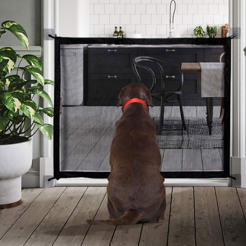 Magic Gate - hálós térelválasztó kutyákhoz