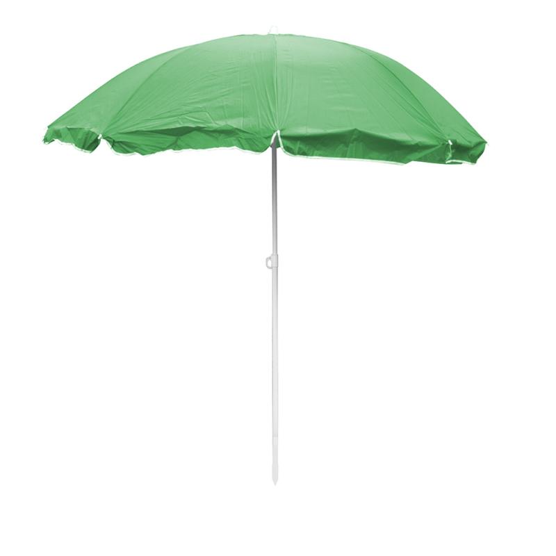 200 cm-es napernyő állítható leszúró állvánnyal - zöld
