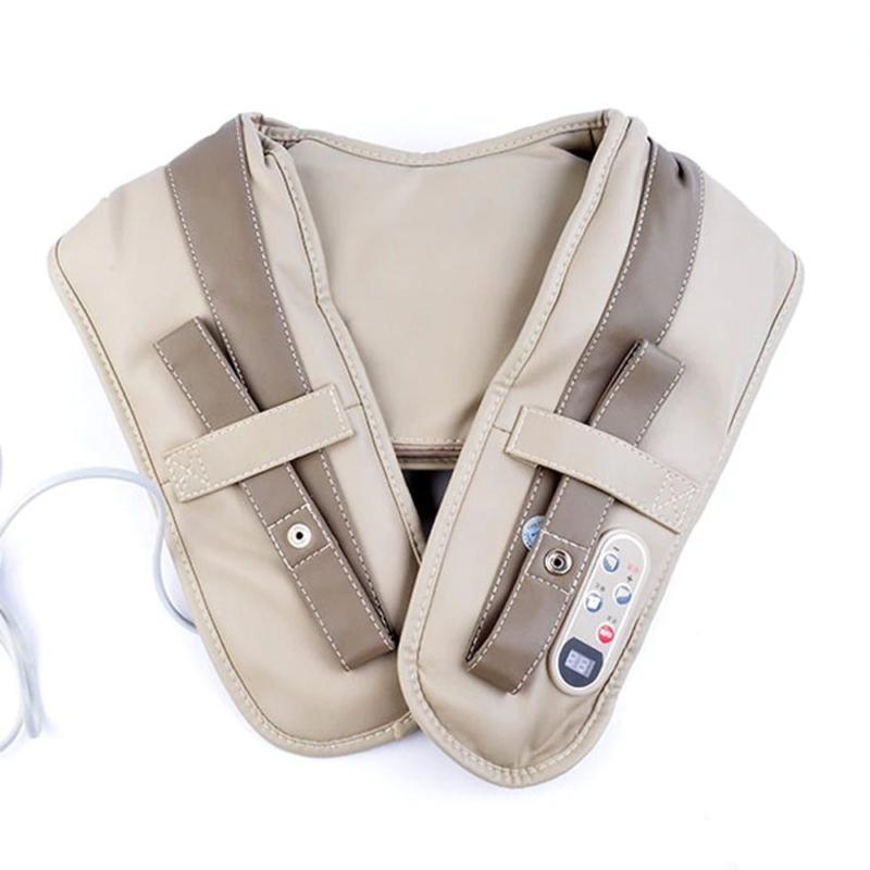 Elektromos dobmasszírozó / nyak –és vállmasszírozó készülék