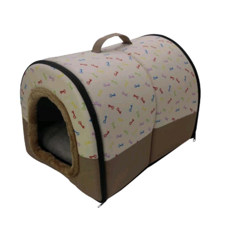 Hordozható kutyaház / puha és kényelmes (BPS-5628)
