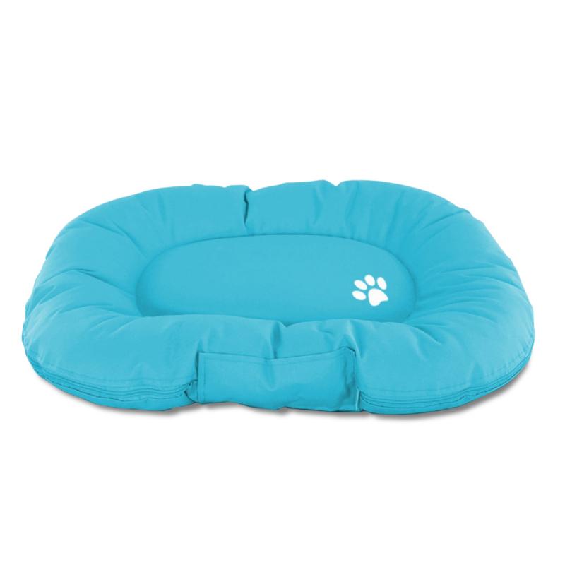 Matrac kutyáknak 60x50 cm – világos kék (BPS-1580)