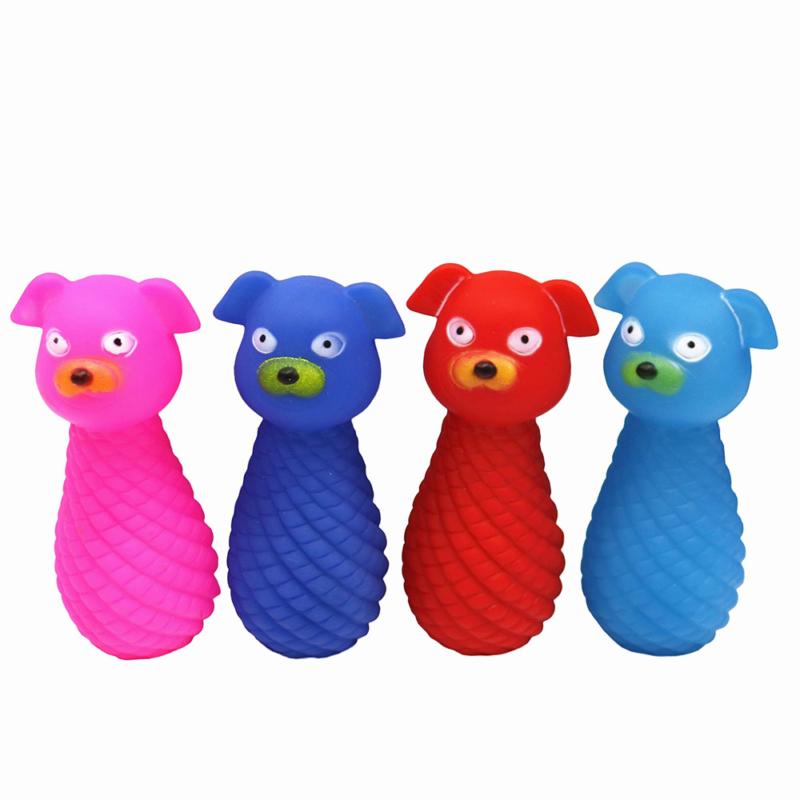 Kutya játék, rágható-dobálható kutyaformák (BPS-4550)