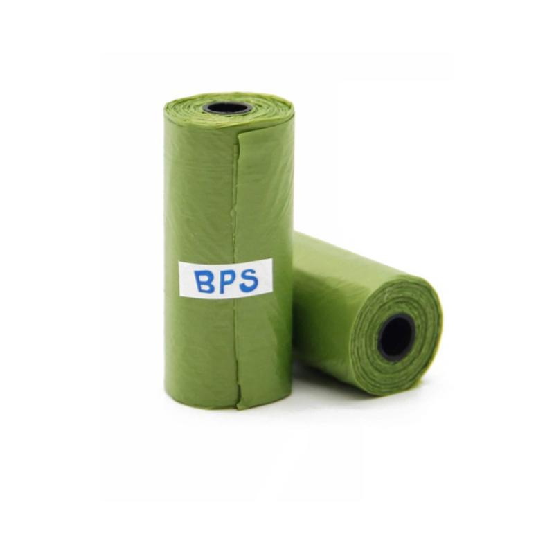 Biológiailag lebomló kutyaürülékes zacskó – 120 db (BPS-5397)