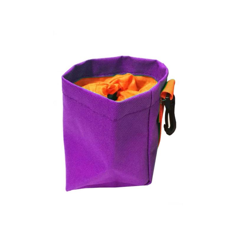 Jutalomfalat tartó zsák – lila (BPS-5491)