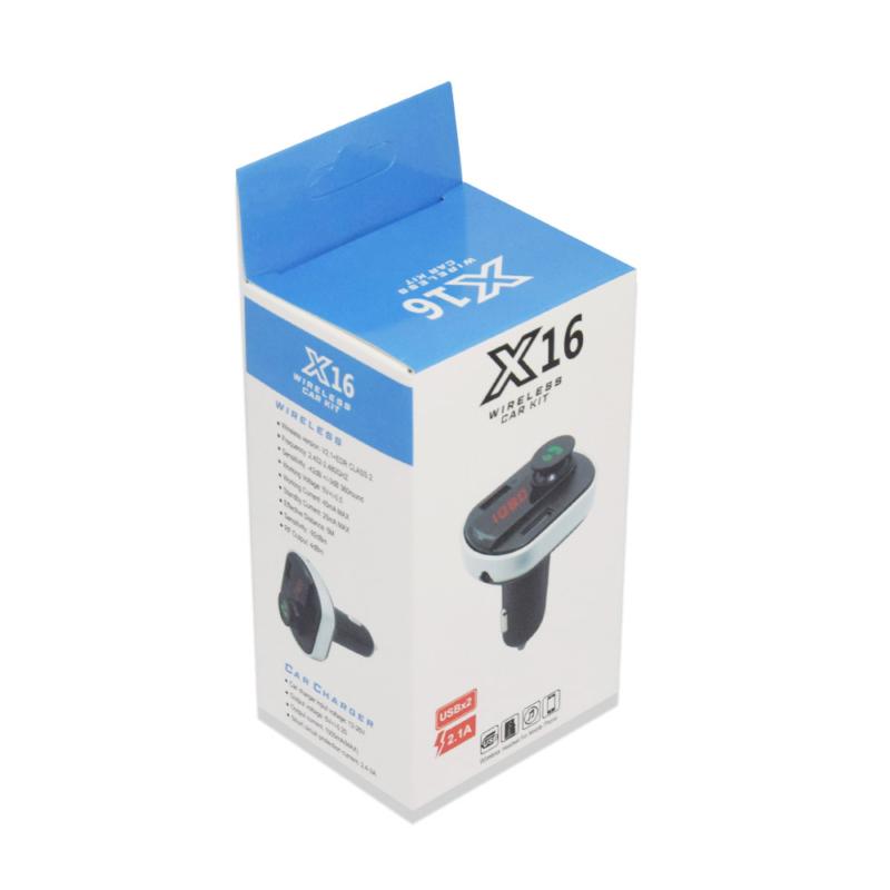 Joystickes MP3 Transzmitter – dupla USB, autós kihangosító