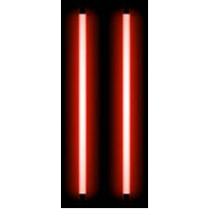 Neon Cső NE09R/9 2db