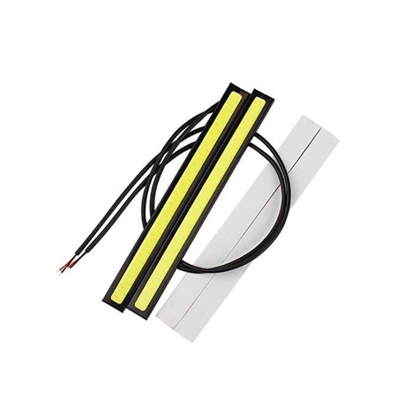 Felragasztható led csík autóra, dizájnvilágítás – 2 db