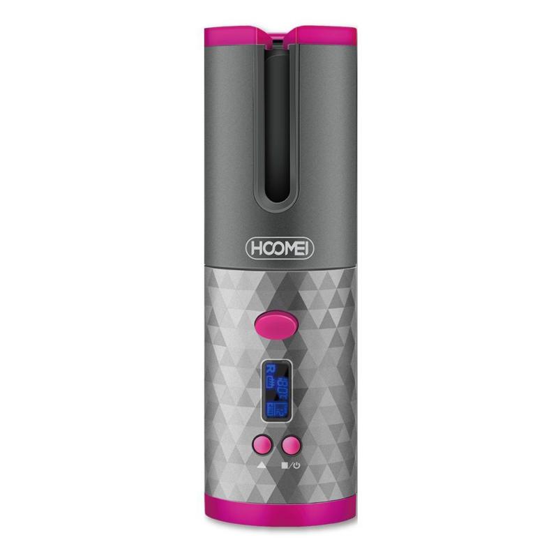 Hoomei automata hajgöndörítő / újratölthető