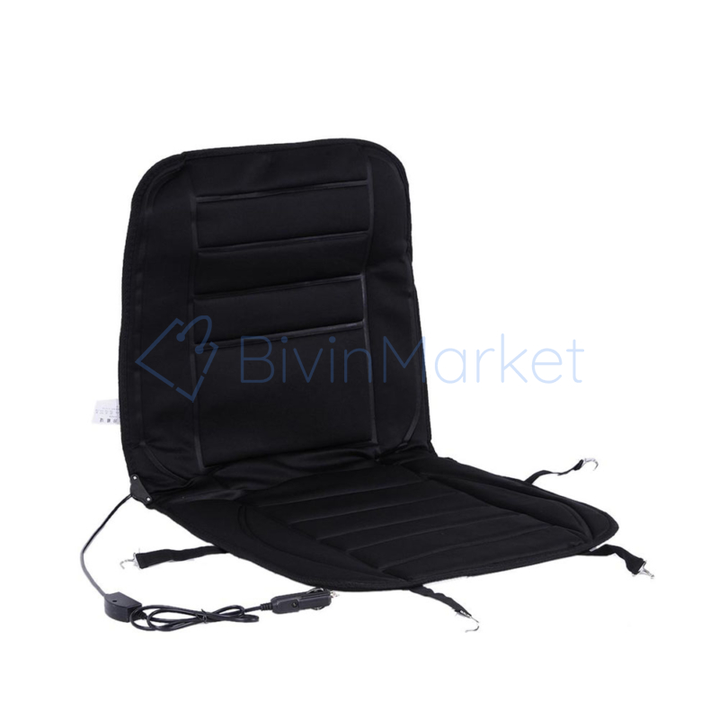 Autós ülésfűtés / fűthető ülésvédő szivargyújtó csatlakozóval