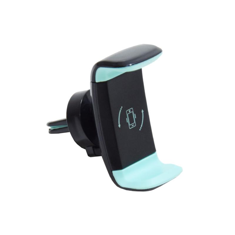 Autós szellőzőrácsba rögzíthető telefontartó