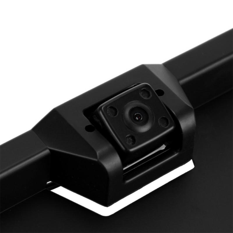 Rendszámtábla-tartóba szerelt WIFI-s tolatókamera / EU-szabvány