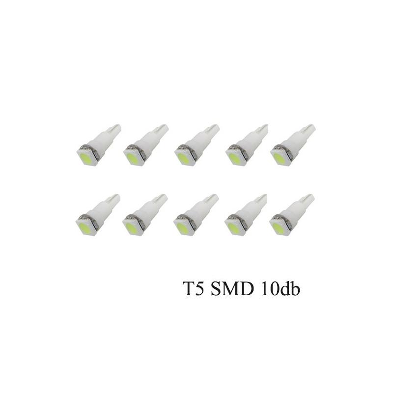 SMD-T5-1SMD/12V 10db/csomag