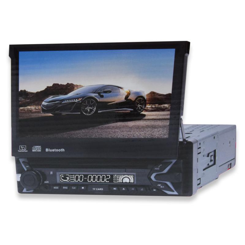 """Autós multimédia lejátszó -  MP5, Bluetooth, Rádió, Kamera, távirányító vezérlés / 7"""" érintőkijelző"""