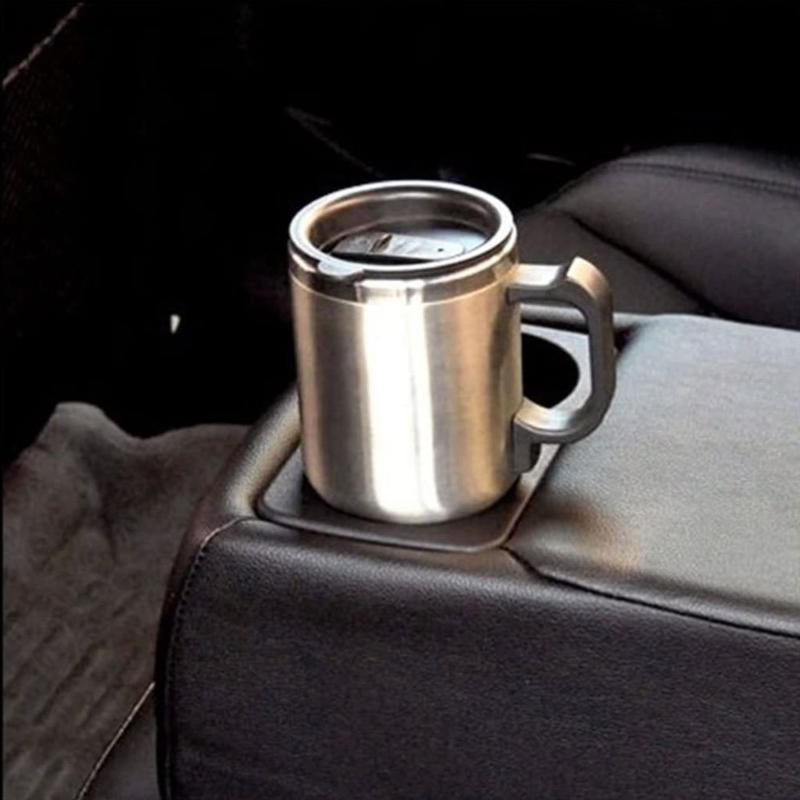Elektromos utazó termosz autóba / szivargyújtó csatlakozóval