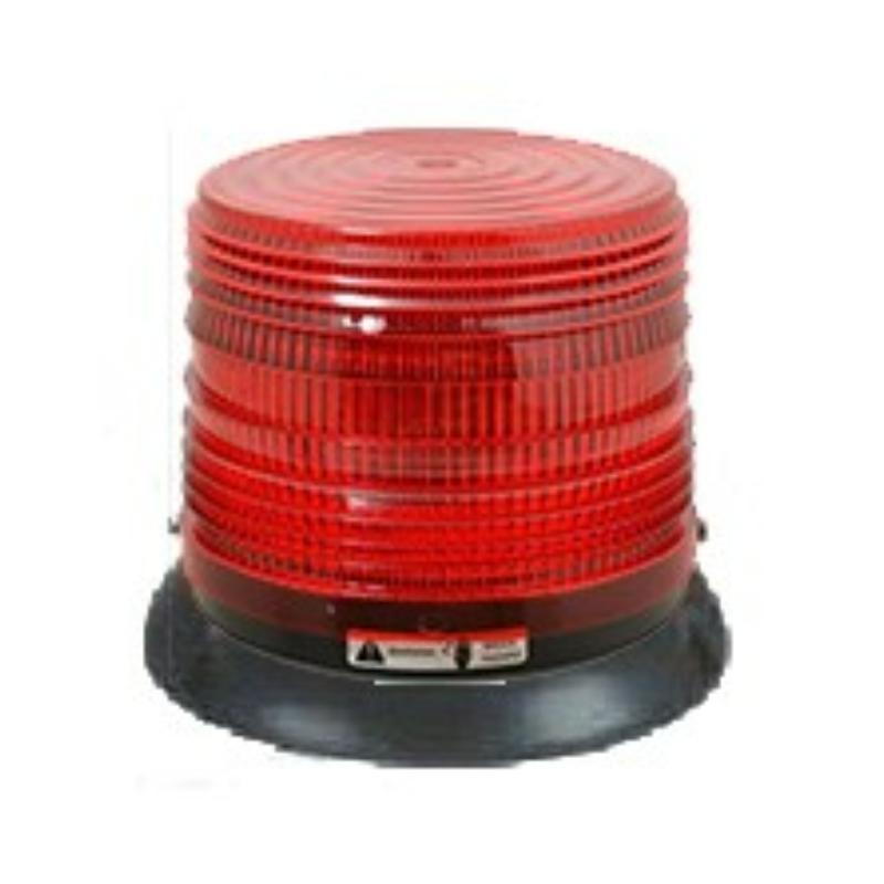 Tetővillogó 12V LEDes piros FL-WL25R
