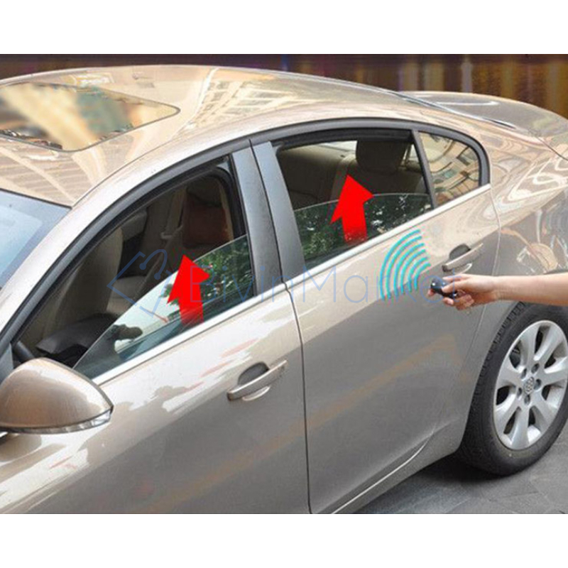 2 ablakos automata ablakfelhúzó modul autóhoz