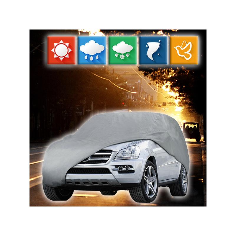 Prémium időjárásálló autóponyva több méretben, L-es méret