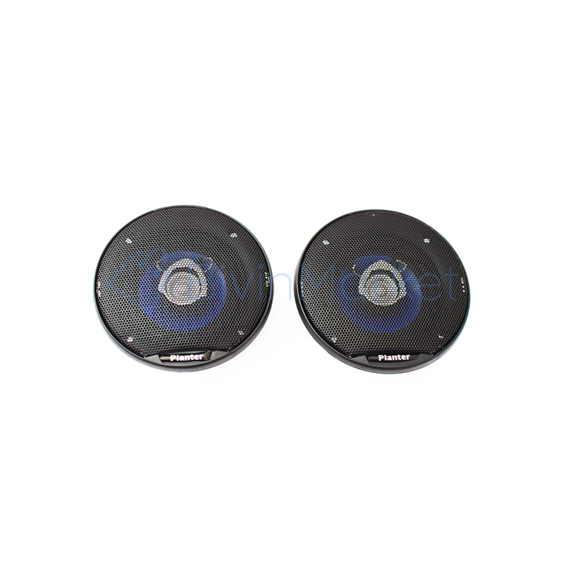 180W kétutas autós hangszóró – 100 mm