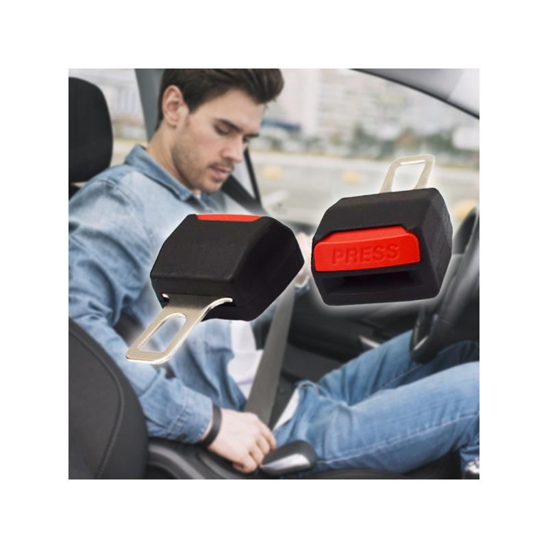 Kétfunkciós autós biztonsági övcsat / szerviz csat – csipogás deaktiváló