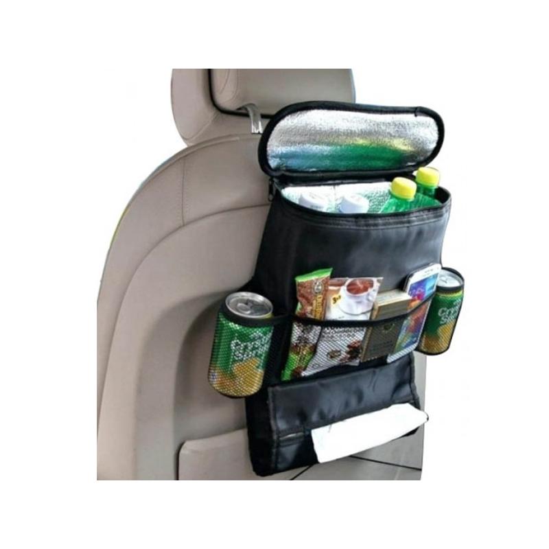 Autós ülésrendező táska thermo rekesszel