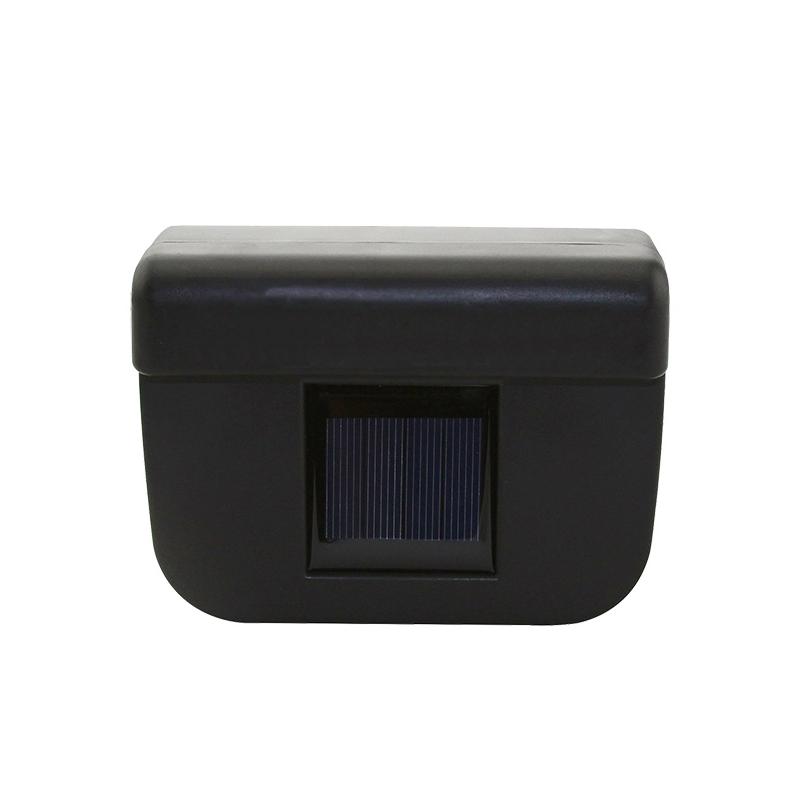 Napelemes szellőztető ventilátor autóba / autó ablakra rögzíthető
