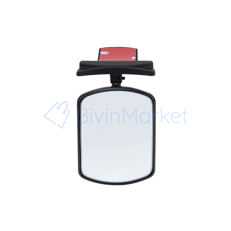 Babafigyelő kiegészítő tükör autóba / széles látószöggel