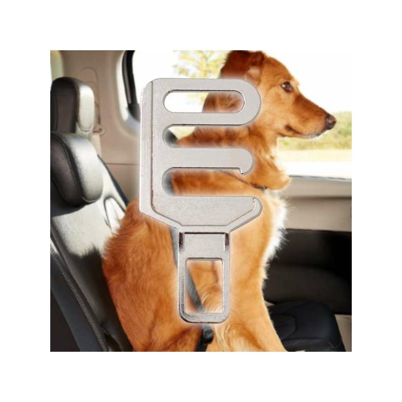 Biztonsági övcsat kutyáknak, autóba (BPS-5465)