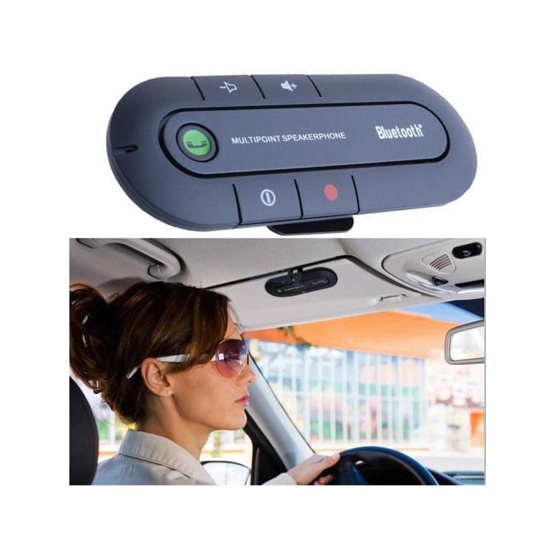 Csíptetős Bluetooth kihangosító autóba