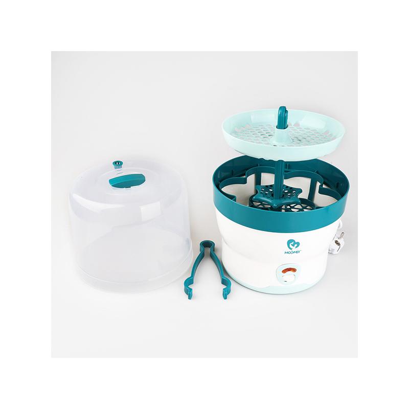 Hoomei elektromos cumisüveg sterilizáló / 6 cumisüveghez