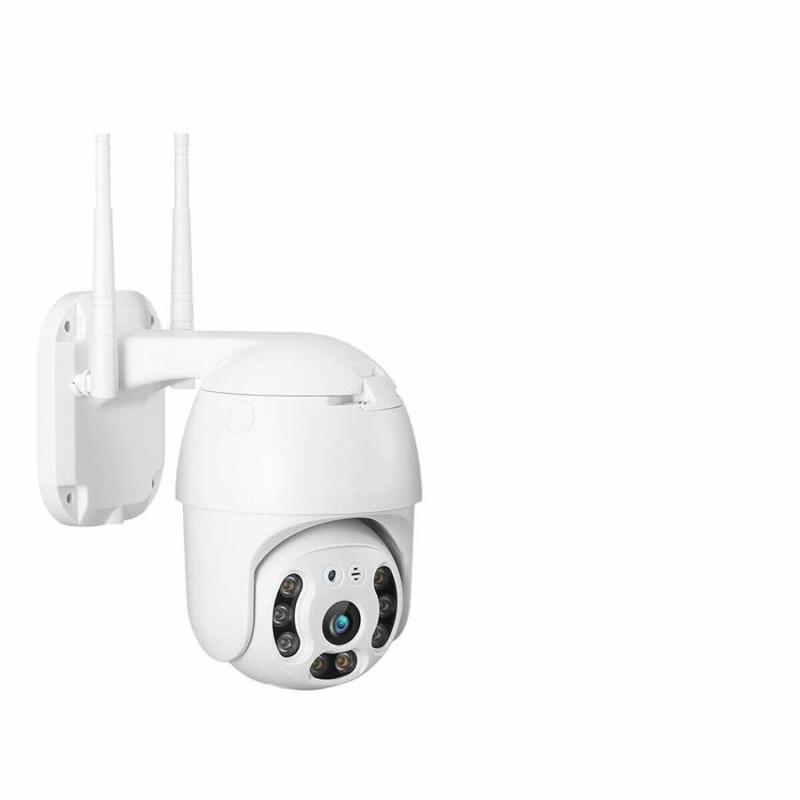 Két antennás, vezeték nélküli WiFi biztonsági kamera / HD okos kamera