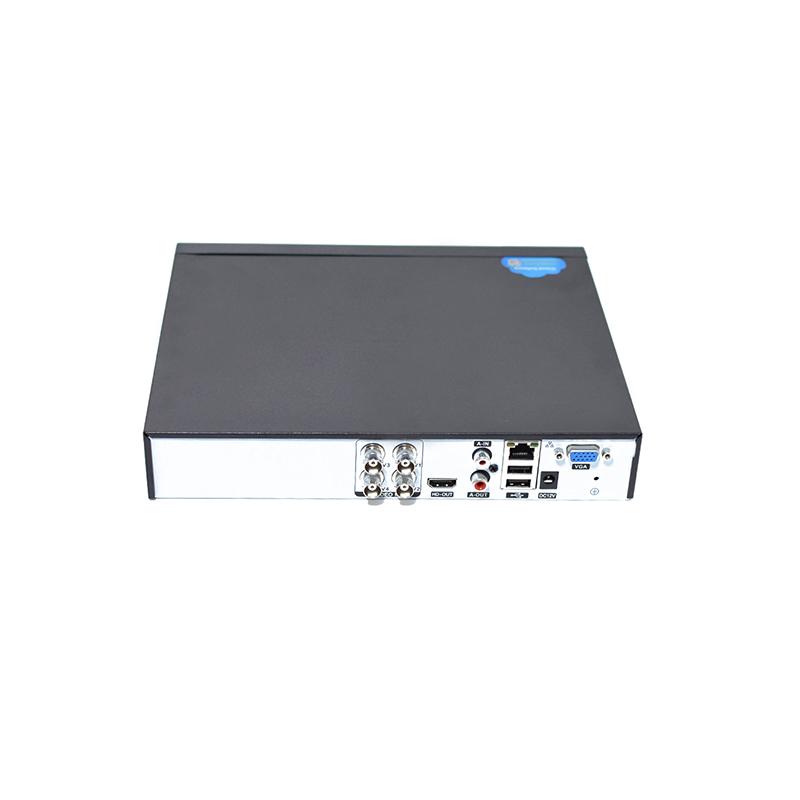 ECH DVR Combo Kit - 4 csatornás, digitális kamerarendszer, 4 db beltéri HD kamerával