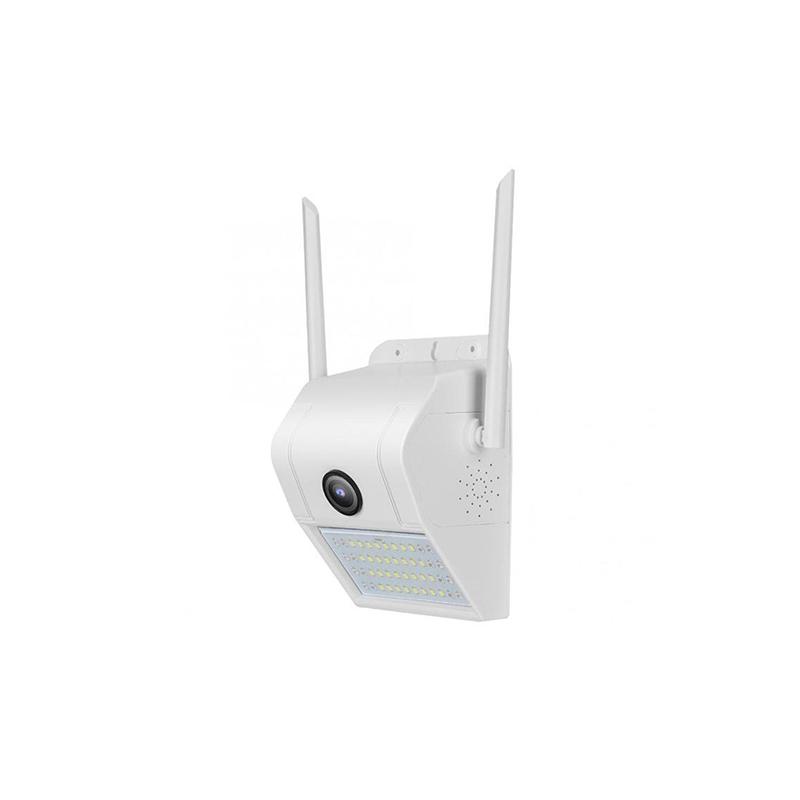 D6 WiFi biztonsági kamera és kültéri fali lámpa / HD felbontás