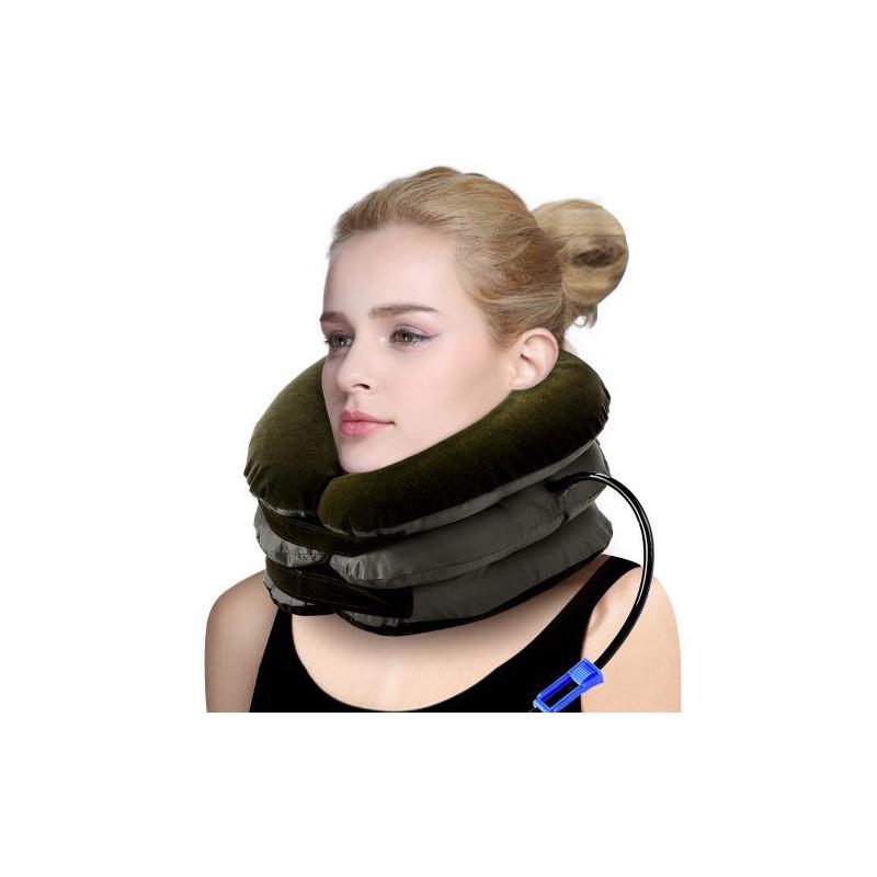 Felfújható nyakpihentető párna
