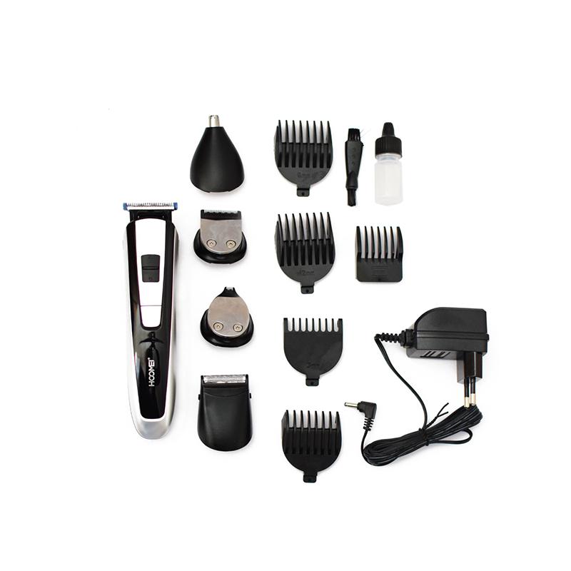 Hoomei 5 az 1-ben hajnyíró, trimmelő, borotva és szakállnyíró gép