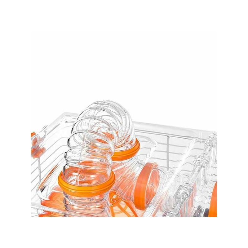 Pino teljesen felszerelt hörcsögketrec – 45x27x34 cm