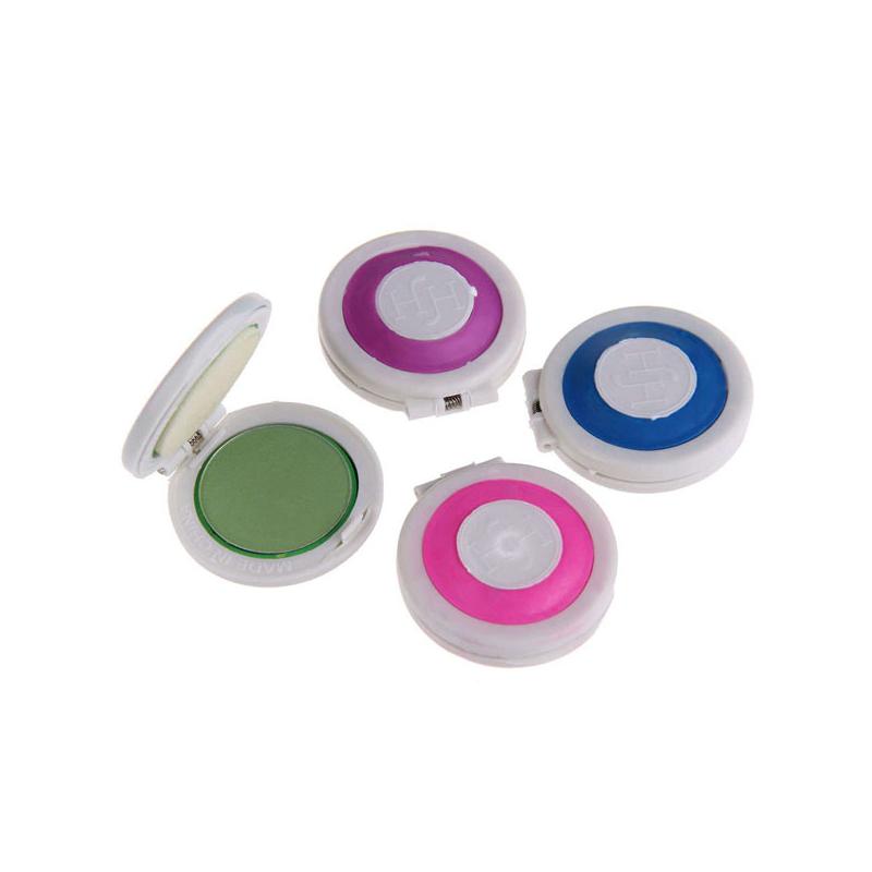 Hajszínező púder készlet - 4 színű szett