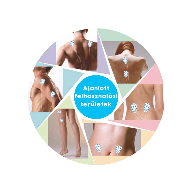 Izom- és idegstimulátor / hordozható akupunktúrás készülék