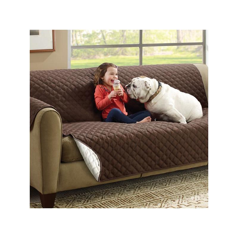 Kétoldalú kanapévédő takaró, nagy méret – véd a szennyeződésektől és az állatszőrtől...