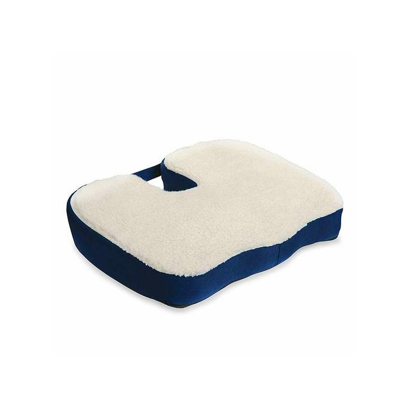 Kényelmi ülőpárna farokcsont kivágással / zselé- és habszivacs párna