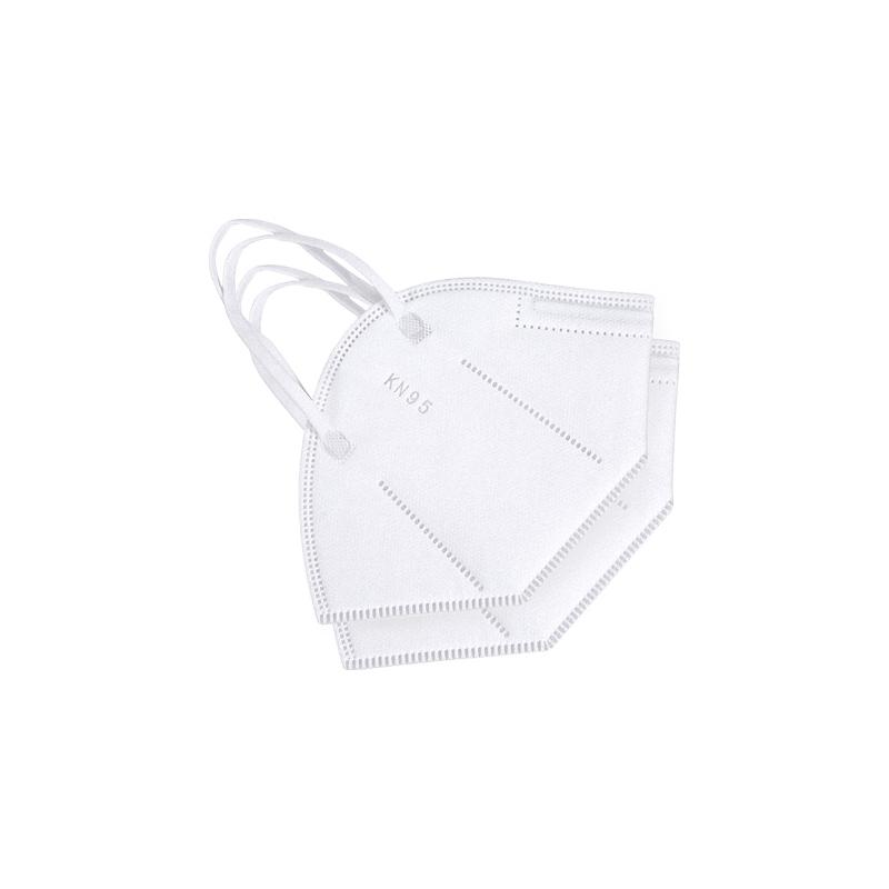 KN95 légzésvédő egészségügyi arcmaszk / szájmaszk (FFP2) - 20 darab