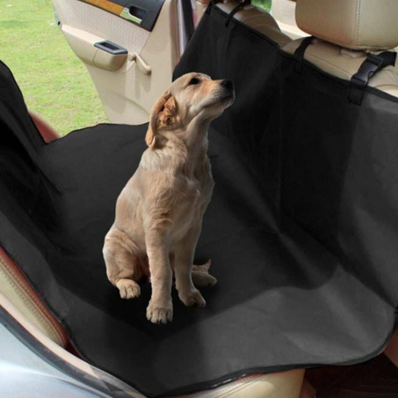 Védőhuzat autókba kutyák számára / ülésvédő huzat