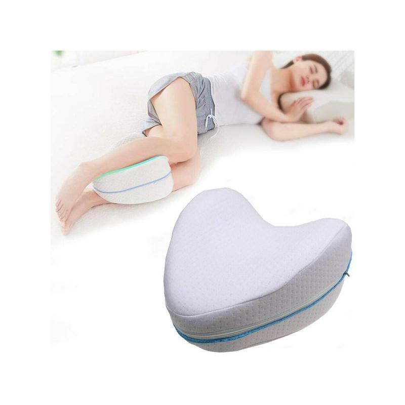 Ergonomikus lábpárna, a kényelmes alvásért / térd- és lábtámasztó párna