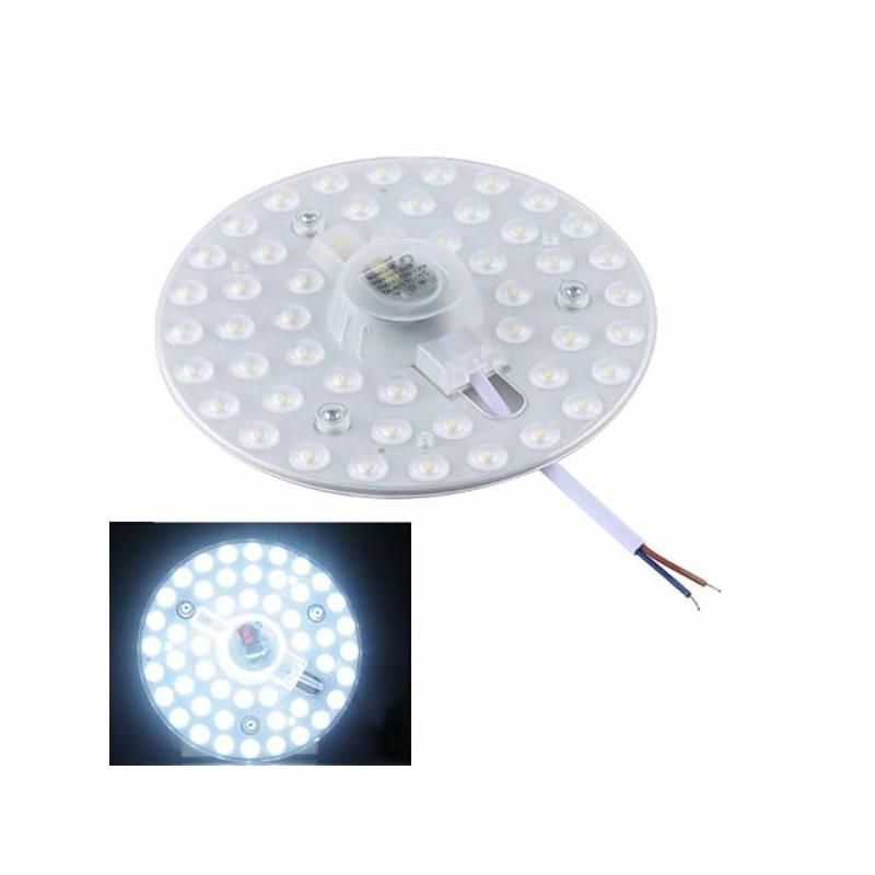 Mágneses 24W kerek LED modul / 270 mm átmérő, lámpatesthez is mágnesezhető