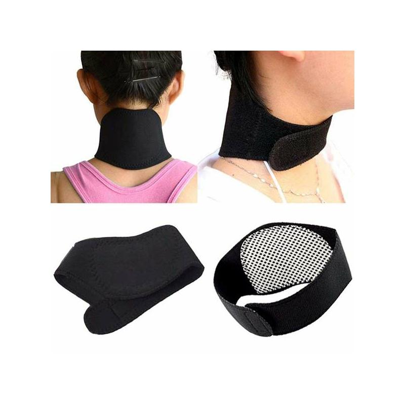 Mini nyakmelegítő és nyakrögzítő