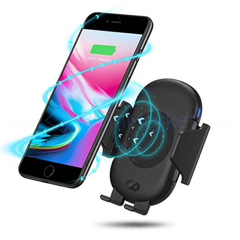 C10 autós telefontartó és vezeték nélküli töltő infravörös érzékelővel