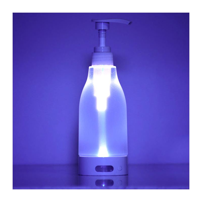 Ledes szappanadagoló fény- és mozgásérzékelővel
