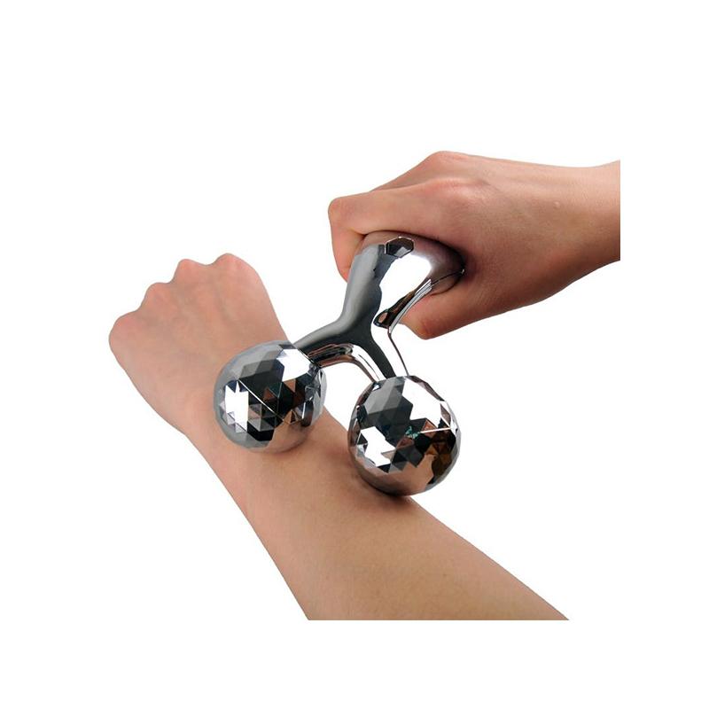 Nagy 3D kézi görgős masszírozó