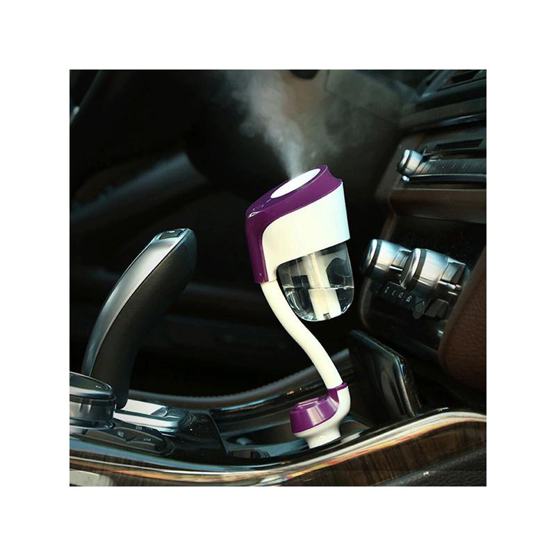 Nagy autós párásító és illatosító szivargyújtó csatlakozóval