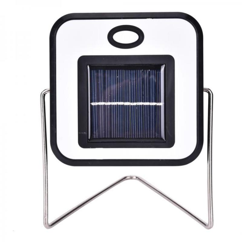 Napelemes asztali LED lámpa / 30 leddel, tölthető akkumulátorral