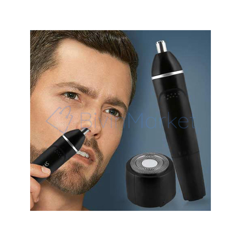 Elektromos orrszőrnyíró és szakállvágó készülék